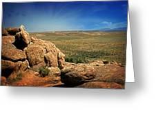 Dubois Landscape Greeting Card