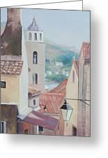 Dubrovnik Croatia Greeting Card