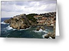 Dubrovnik In Focus Greeting Card