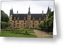 Ducal Palace Nevers Greeting Card