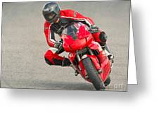 Ducati 900 Supersport Greeting Card