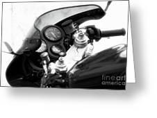 Ducati Control Greeting Card