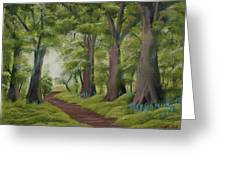 Duff House Walk Greeting Card