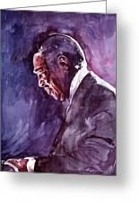 Duke Ellington Mood Indigo Sounds Greeting Card