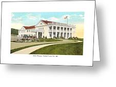 Duluth Minnesota - Northland Country Club - 1915 Greeting Card