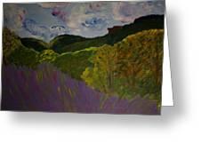 Dundas Peak Greeting Card
