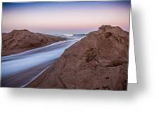 Dune Break Greeting Card