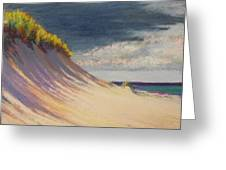 Dune Crest Greeting Card