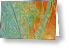 Dune Grass Greeting Card
