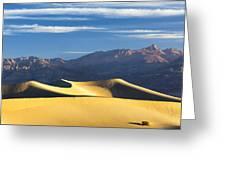 Dune Light Greeting Card