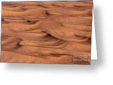 Dune Patterns - 248 Greeting Card