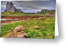 Dunguaire Castle Greeting Card