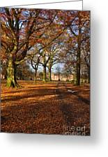 Dunham Massey Greeting Card