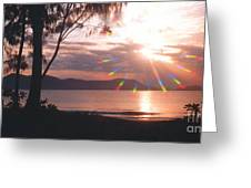 Dunk Island Australia Greeting Card