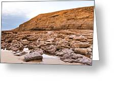 Dunraven Bay Southerndown Greeting Card