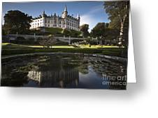 Dunrobin Castle Greeting Card