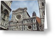 Duomo Florence Greeting Card