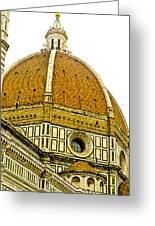 Duomo Florence Italy Greeting Card