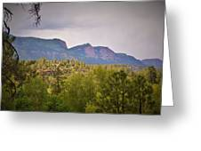 Durango Colorado Purgatory Greeting Card