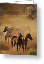 Dust Bowl Greeting Card