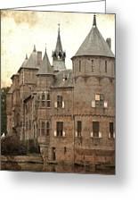 Dutch Castle Greeting Card