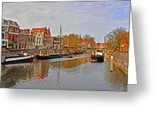 Dutch Living Greeting Card