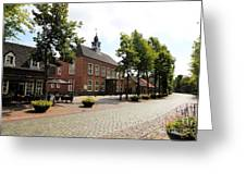 Dutch Village Greeting Card