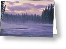 D.wiggett Kluane Np, Scenic, Yt Greeting Card