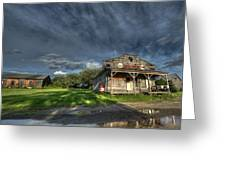 Dyer Brook General Store Greeting Card