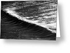 Dynamic Curve Greeting Card