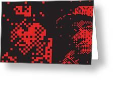 E018 Tnm Greeting Card