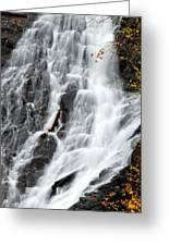 Eagle River Falls Greeting Card