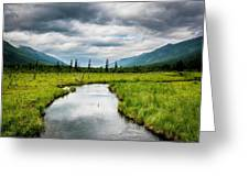Eagle River Nature Center Greeting Card