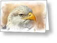 Eagle6 Greeting Card