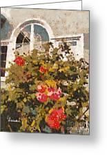 Alameda Roses Greeting Card