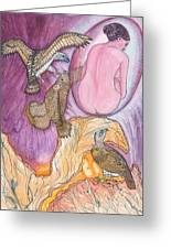 Eagles Greeting Card