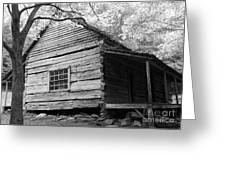 Early Homestead -3 Greeting Card