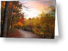 Early To Rise Greeting Card