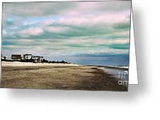 Early Morning Townsends Inlet  Cape May Greeting Card