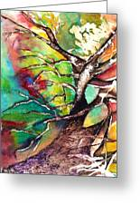 Earth Angel Sold Greeting Card