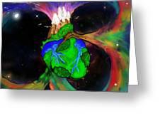 Earthheart Greeting Card