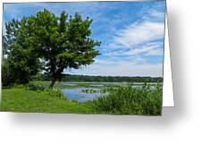 East Harbor State Park - Scenic Overlook 2 Greeting Card