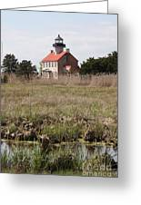 East Point Light Greeting Card