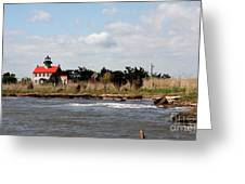 East Point Lighthouse II Greeting Card
