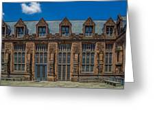 East Pyne Hall Greeting Card