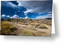 Eastern Sierras 10 Greeting Card