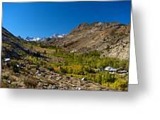 Eastern Sierras 11 Greeting Card