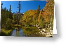 Eastern Sierras 16 Greeting Card