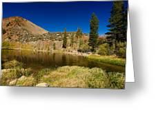 Eastern Sierras 18 Greeting Card