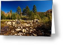 Eastern Sierras 21 Greeting Card